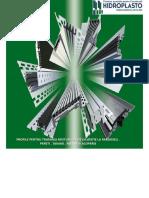 4 Profile Pentru Tratarea Rosturilor de Dilatatie La Pardoseli Pereti Fatade Tavane Si Acoperis