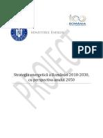 Strategia Energetica 2018