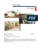 Food Sector Report 2016