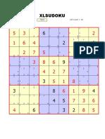 Xl Sudoku