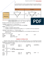 Esquemas de Gramática8 Flexión Verbal Verbos Contractos (3)