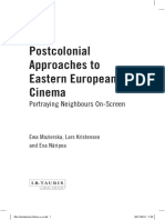 Postcolonial Approaches to Eastern European Cinema Portraying Neighbours On-Screen