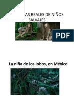 HISTORIAS REALES DE NIÑOS SALVAJES.pptx