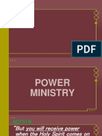 Power Ministry