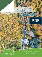 BadHarzburg Aktuell Oktober / November 2018