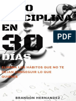Autodisciplina en 30 Dias_ Elim - Brandon Hernandez