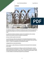 Distribucion y Subestacion Cap02 - Ing Victro Lazo
