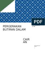 PERTEMUAN 5. PERGERAKAN BUTIRAN DALAM CAIRAN.doc