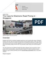 The Case ERP in Singapore