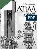 Latim para os Alunos - C. T. Pastorino.pdf