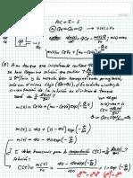 Mezclas. Ecuaciones diferenciales
