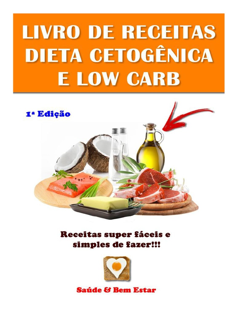 dieta cetogênica livro de receitas cetogênicas para iniciantes pdf