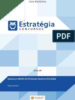 ESTRATEGIA CONCURSOS - ligações quimicas