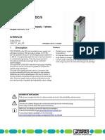 5A Power Supply Phoneix Make