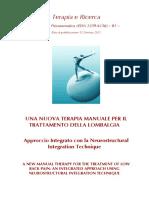 01 Una Nuova Terapia Manuale Per Il Trattamento Della Lombalgia Di Scognamiglio Aloisi Fortis