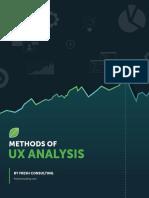 UX Analysis White Paper