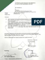 SK Kalender Akademik Periode Ganjil 2018 2
