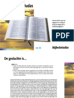 De Brief Van Judas - Bijbelstudie