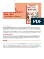 Rosie Revere and the Raucous Riveters Teaching Guide