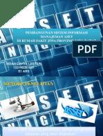 Ppt Pembangunan Sistem Informasi Manajeman Aset