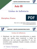 Aula 09 - Linhas de Influência II.pdf