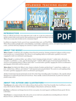 Whose Tools & Whose Truck Teaching Guide