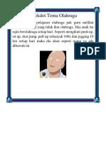 Anekdot Tema Olahraga.docx