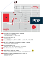 NYCC 2018 Campus Area Map
