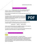 MODULO 1 Comunicacion Organizacional