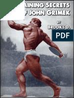 Training Secrets of John Grimek, The - Brooks D. Kubik.pdf