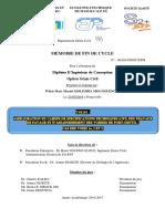Amélioration du Cahier de Spécifications Techniques (CST) des travaux de pavage et d'assainissement des voiries de Port-Gentil