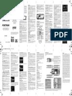Manual Positron SP4330BT