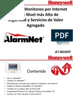 241-Central de Monitoreo Por Internet Con Un Nivel Más Alto de Seguridad y Servicios de Valor Agregado