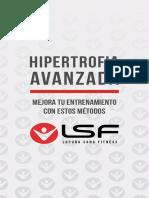 Métodos de Hipertrofia Avanzada