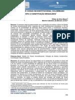 O Estado de Coisas Inconstitucional Colombiano