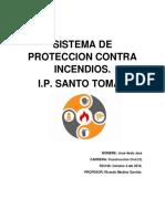Elementos de Protección Contra Incendios