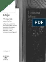 Libro El Chupacabras de Pirque. Pepe Pelayo - Betán