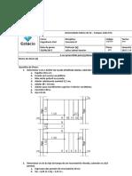 6. AV1 Concreto III - Cabo Frio Turma 3010