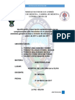 Protocolo de Anestesiologia