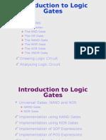 Introduction to Logic Gates