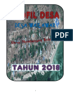 Profil Desa Wailawar 2018