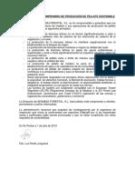 Declaracion de Compromiso de Produccion de Pellets Sostenible[1]