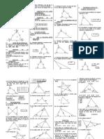 Propiedades de Triangulos