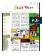 Downtown East Point Newsletter October