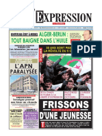 Journal l Expression Du 04.10.2018