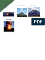 Volcán Hawaianovolcán Estromboliano Volcán Vesubiano