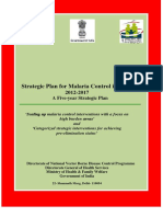 Strategic Action Plan Malaria 2012 17