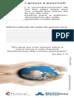 Marca Pagina Verso 6x21