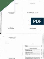 Hoffe Otfried - Immanuel Kant.PDF