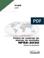 Manual de Operacao - NFS2 3030